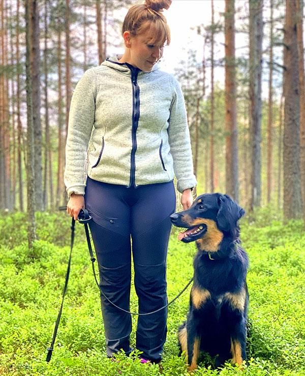Koirahieroja Vantaa